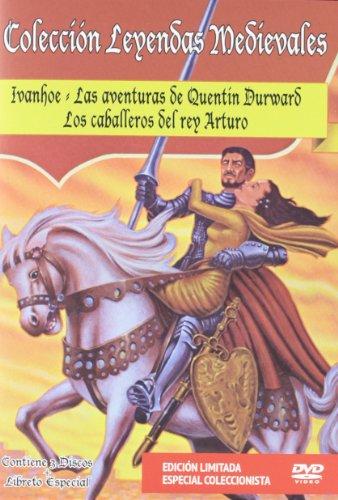 Ivanhoe/Caballeros Rey Arturo/Aventuras [DVD]