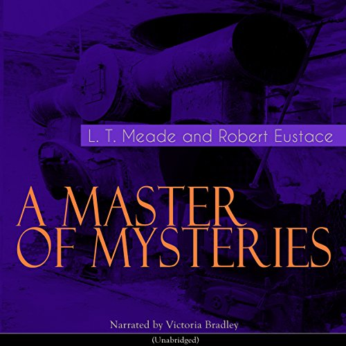 A Master of Mysteries  By  cover art