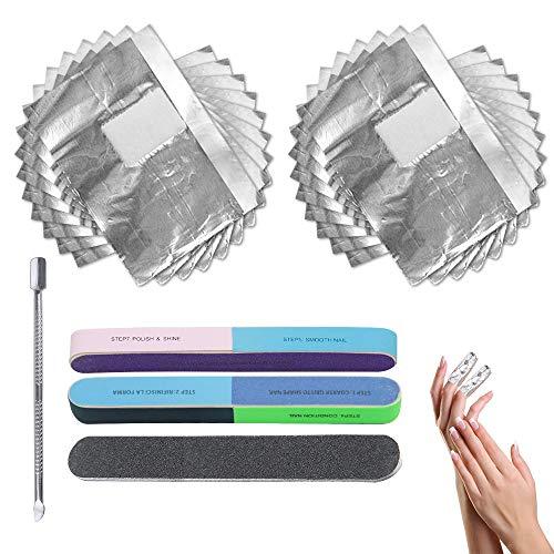 Professionele nagelvijl voor gelnagels nagelpolijsten 6-delige dubbelzijdige nagelvijl + 5-delige zevenzijdige buffer blok + 1 professionele polijstblok voor natuurlijke nagels gelnagels vijlen