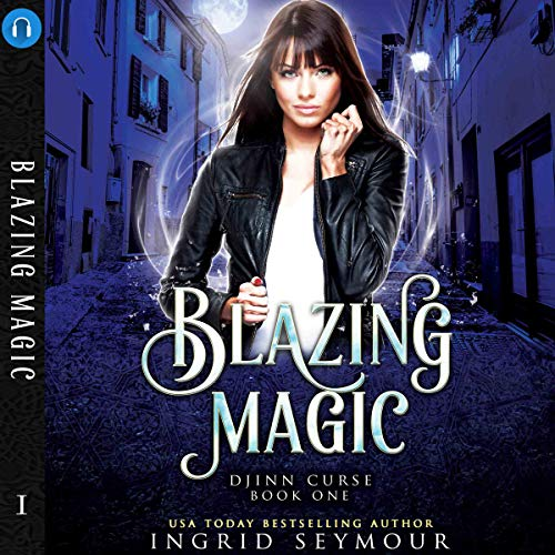 Blazing Magic  By  cover art