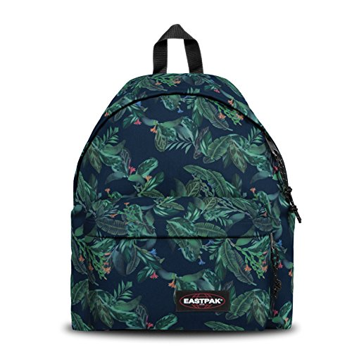 Eastpak Padded Pak'R Zaino Casual, 24 Litri, Multicolore (Green Brize)