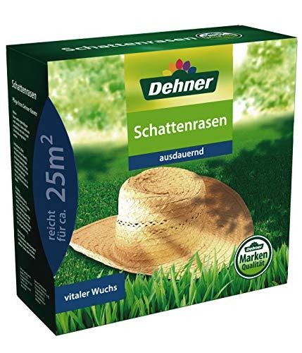 Dehner Rasen-Saatgut, Schattenrasen, 0.62 kg, für ca. 25 qm
