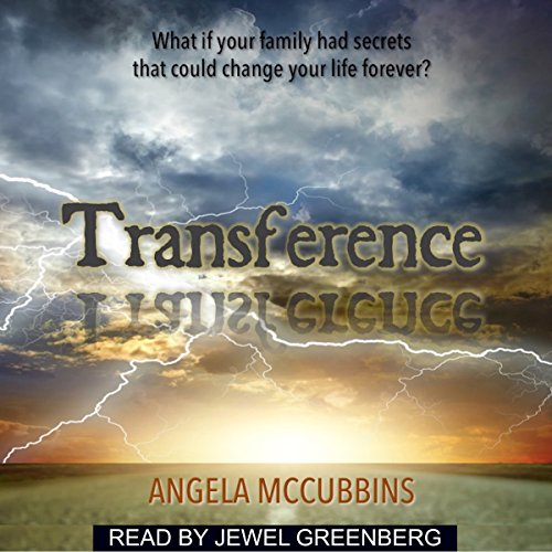 Transference audiobook cover art