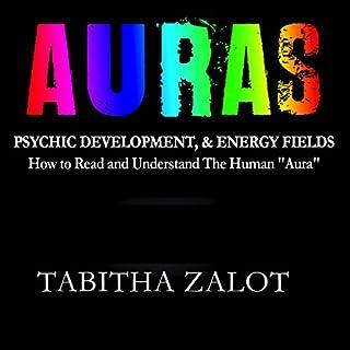 Auras: Psychic Development & Energy Fields audiobook cover art