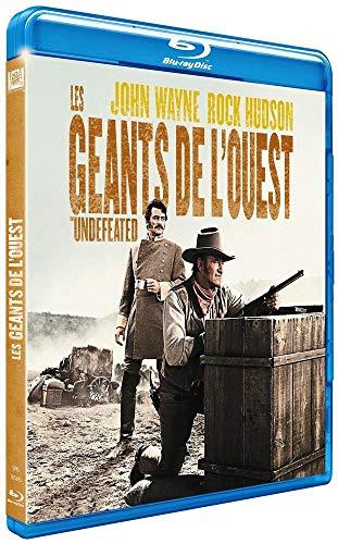 Les Géants de l'Ouest [Francia] [Blu-ray]