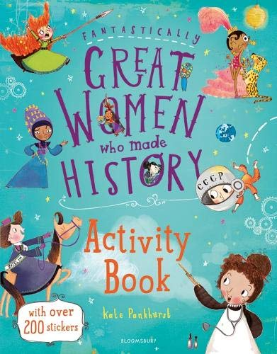 Fantastically Great Women Who Made History Activity Book...