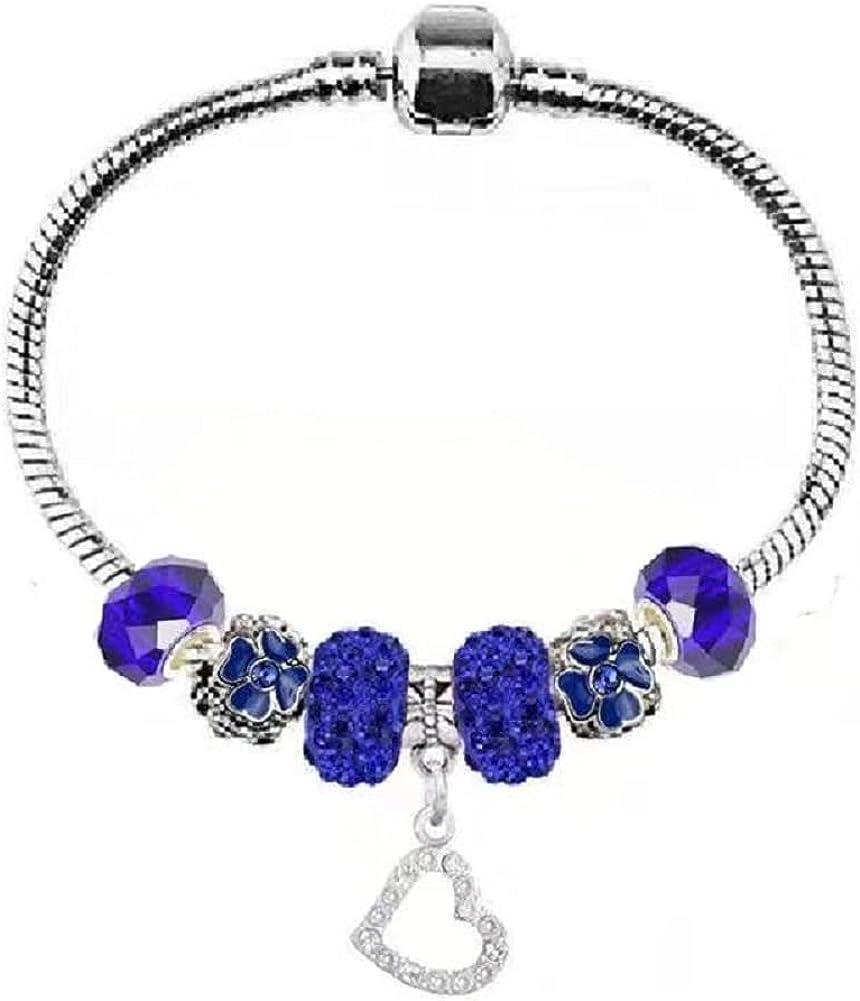 White Special price Birch Fit Pandora Charm Month All Translated Birthstone Bracelet Best
