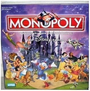 Best monopoly disney edition 2001 Reviews