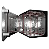 Black Orchid 300 x 150 x 200cm Hydro-box