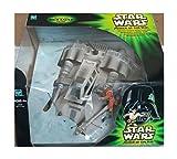 Star Wars power of the Jedi Luke Skywalker's Snowspeeder Snow Speeder