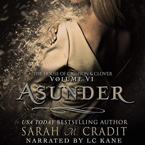 Asunder audiobook cover art