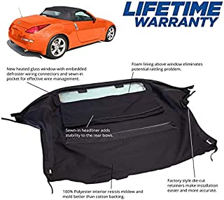 convertible top replacement price