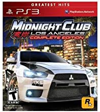 New Take-Two Midnight Club: La Complete Edition Greatest Hits Ps3 Excellent Performance
