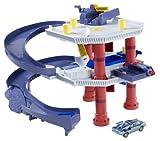 Mattel Diney Cars - Pista con 3 Niveles para Coches en Miniatura