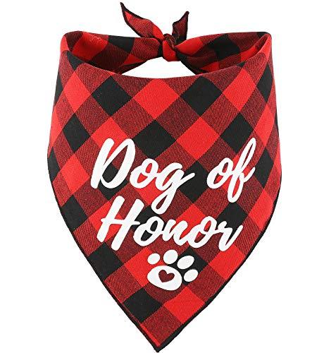 JPB Dog of Honor Dog Bandana