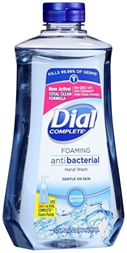 Dial Antibacterial 32oz Liquid Hand Soap $2.39