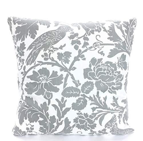 565pir Sale Gray White Pillow Cover Decorative Throw Pillows Cushions Storm Grey White Bird Pillow Cover Throw Pillow Sofa Bed Sofa Bed