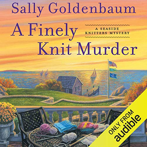 A Finely Knit Murder cover art