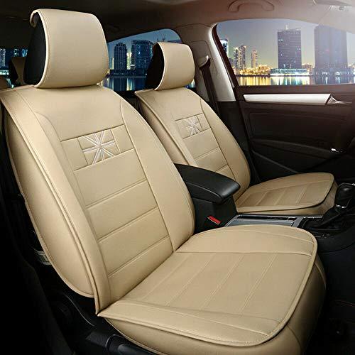 Fundas de asiento de coche de piel para Mercedes Benz Clase E...