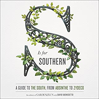 S Is for Southern cover art