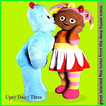 Upsy Daisy Three
