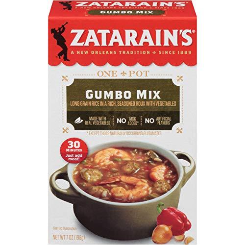 Zatarain's Gumbo Mix, 7 oz (Pack of 12) Now $16.32