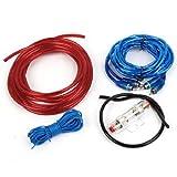voertuig Auto auto versterker Audio Power Cable Kit Set