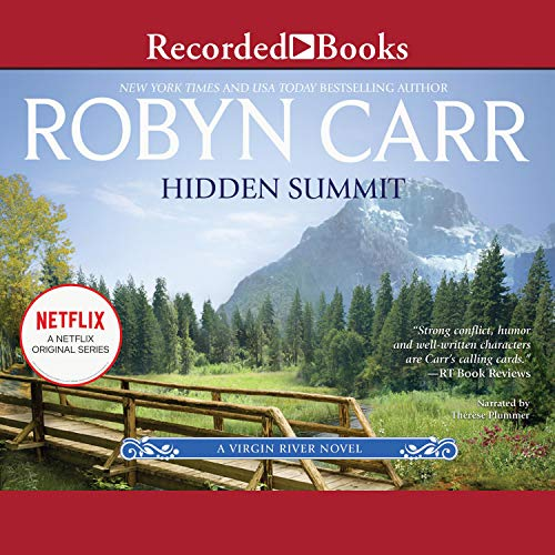 Hidden Summit audiobook cover art