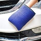 Guantes de arcilla para lavar el coche, guantes de arcilla, guantes de lavado de coche, guantes de arcilla para lavar el coche, guantes de belleza y pulido