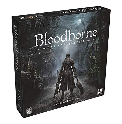 CMON Bloodborne: Das Kartenspiel, Grundspiel, Expertenspiel, Deutsch