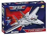COBI TOP Gun F-14 Tomcat - 754 Pieces Gray