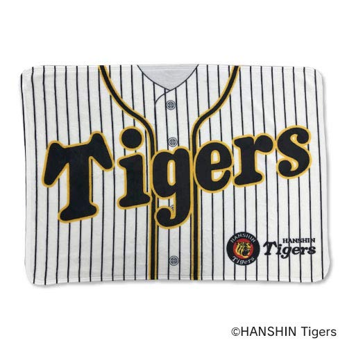 ユニフォーム ブランケット 阪神タイガース公認グッズ Tigers 野球 グッズ