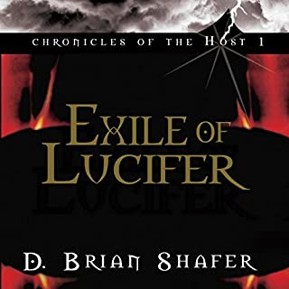Exile of Lucifer audiobook cover art