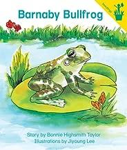 Early Reader: Barnaby Bullfrog