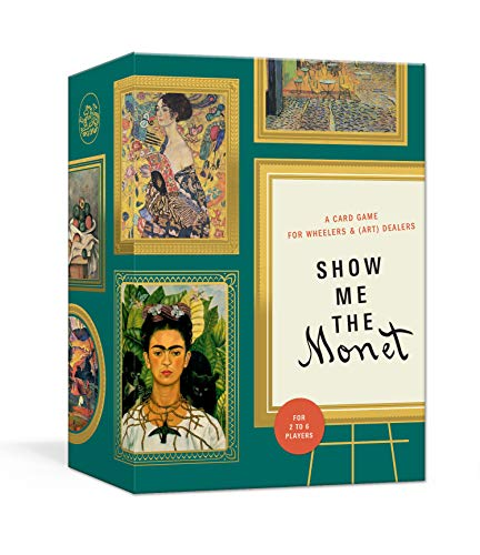 Show Me the Monet: A Card Game for Wheelers and Art
