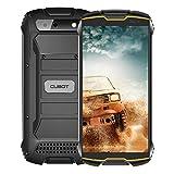 CUBOT KING KONG MINI 2 Rugged Smartphone 4 Pollici Display, 3GB RAM/32GB, Batteria da 3000mAh, Rugged Cellulare 13MP Camera Dual SIM 4G Adatto Atleti Alpinisti, Lavoratori, Bambini, Anziani
