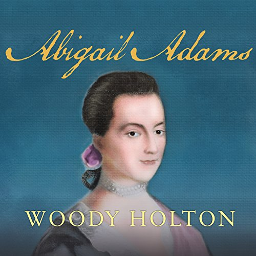 Abigail Adams audiobook cover art