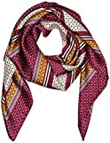 Cortefiel 2.T.M.Foulard Cuadrado Silky Pañuelo, Mujer, Multicolor (Several), One Size (Tamaño del fabricante:U)
