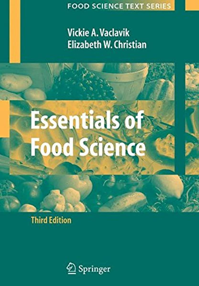 リア王命令チョップEssentials of Food Science (Food Science Text Series)