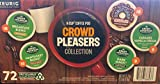 Green Mountain Crowd Pleasers Collection Coffee 72 Pods Net Wt 25.2 Ounce , Crowd Pleasers Collection, 25.2 Ounce