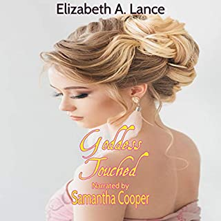 Goddess Touched cover art