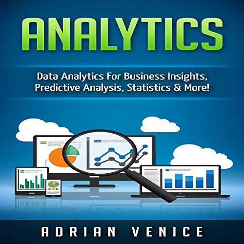 Analytics audiobook cover art