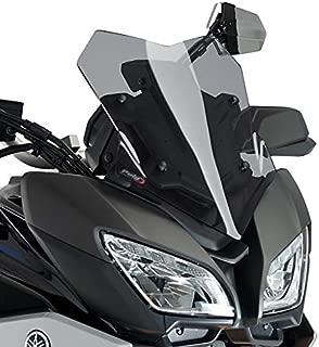 Anteriore Parabrezza Moto Deflettore Parabrezza Deflettori Windshield Windscreen per Yamaha FJ-09 MT-09 Tracer 2015-2016 Artudatech Moto Parabrezza