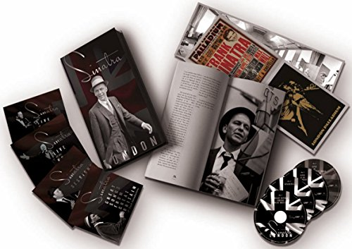 Live in London (Limited 3CD+DVD Boxset)
