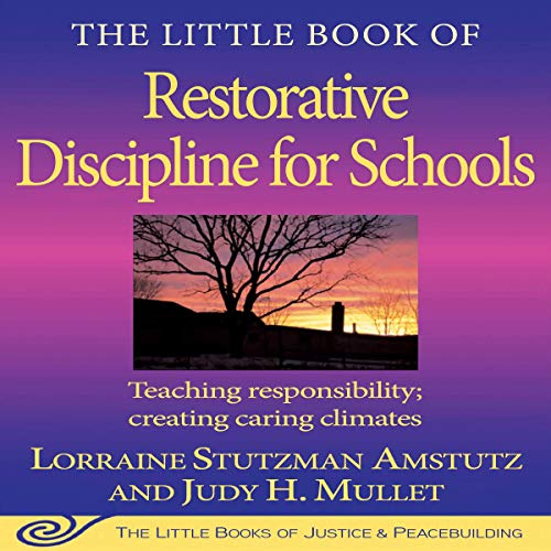 The Little Book of Restorative Discipline for Schools Titelbild