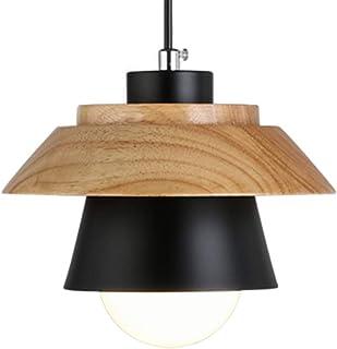 Métal Moderne Suspensions Luminaires Industrielle Vintage Plafonniers Lustre Edison Culot E27 Eclairage de Plafond Alumini...