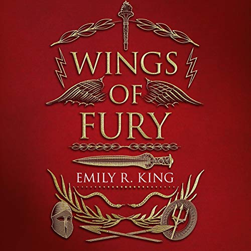 Wings of Fury Audiobook By Emily R. King cover art