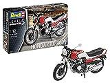 Revell Moto Honda CBX 400 F échelle 1/12-106 pièces Maquette, 7939, Bleu