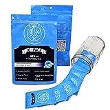 2-Way Humidity Regulator Packs, 62% RH, 8 Gram, 10 Pack, Resealable