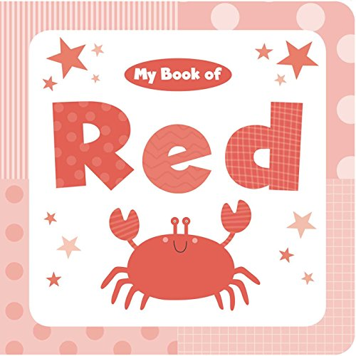 My Book of Red (My Color Books)